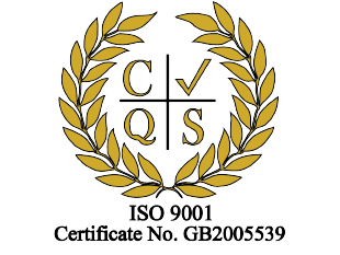 Rotolok ISO 9001 certificate logo