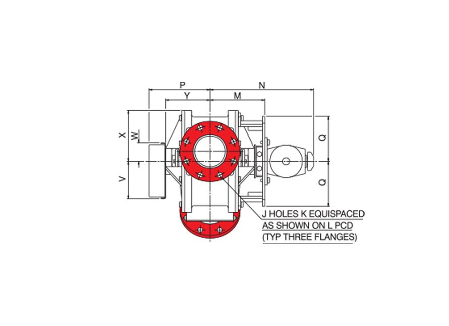 Plug Diverter Diagram - Rotolok Australia