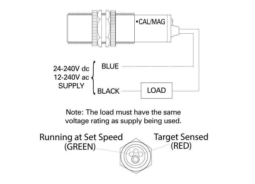 Rotospeed Switch - Technical